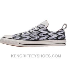 newest fe56f e445e Converse Chuck Taylor All Star Ox Missoni (Mens) - Black Auburn YHZYQ
