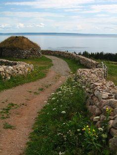 At Highland Village - Cape Breton Island - Nova Scotia - Canada.