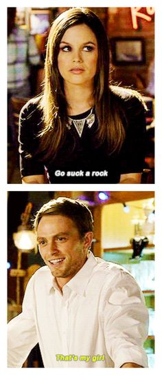Hart of Dixie - Wade and Zoe #Zade