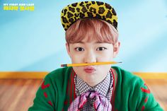 "nctinfo: """"NCT DREAM 'The First' Teaser Image — Chenle"" """