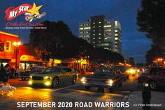 SEPTEMBER 2020 ROAD WARRIORS – A GUEST PHOTOGRAPHER TAKES A ROAD TRIP BACK TO 2012 Some Nights, Collector Cars, Great Shots, Old Cars, Zine, Perspective, Cruise, Road Trip, Old Things