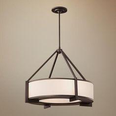 "Murray Feiss Stelle Collection 25"" Wide Pendant Light - #J7401 | LampsPlus.com"