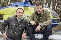 Alarm für Cobra 11 Semir met zijn nieuwe partner Alex