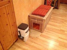 """Selbstgebautes Katzenklo - Ikea """"Hol"""" - DIE Lösung gegen das Strand-Problem!"""