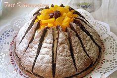 Retete Culinare - Tort Kilimanjaro Kilimanjaro, Dessert Recipes, Desserts, Muffin, Sweets, Chocolate, Breakfast, Cake, Tailgate Desserts