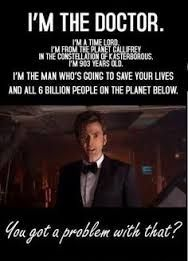 captain jack harkness funny quotes - Google Search