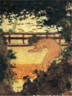 The Beach - Pierre Bonnard