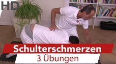 Übungen gegen Schulterschmerzen / Faszien / Training / Faszientraining /...