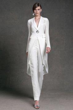 Donna Karan Resort 2013, Modern Bride