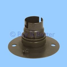 Antique Brass Lamp Holder Fixed Batten BC B22 Shade Ring *** UK Made *** Buy It Better http://www.amazon.co.uk/dp/B007MPBYC4/ref=cm_sw_r_pi_dp_Ntjqwb1BG4HMZ