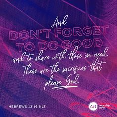 Air1's Verse of the Day for Jul 30, 2021 | Air1 Worship Music