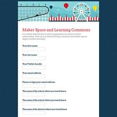 Participatory Learning / Makerspace Resources by @mluhtala