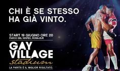 Gay Village, the biggest annual LGBT event in Rome