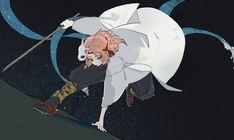 Kimetsu no Yaiba Sabito🍑 Manga Anime, Anime Demon, Anime Art, Slayer Meme, Demon Slayer, Deadman Wonderland, Gekkan Shoujo, Demon Hunter, Manga Comics