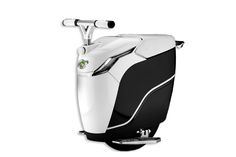 EcoBoomer iGO Electric Unicycle. The thought if my husband on this is making me giggle