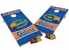 Florida Gators Tailgate Toss XL Shields Edition Cornhole Game