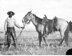 Black Men and Women of the Old West