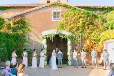 Stylish Sonoma Winery Wedding on WeddingWire