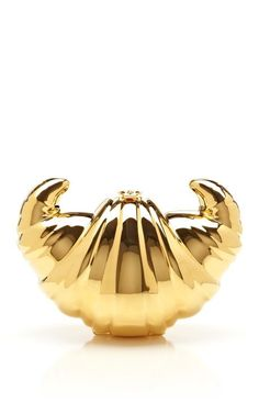 Croissant Clutch - Charlotte Olympia