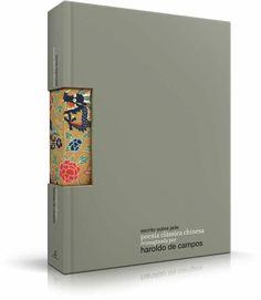 """Box do livro """"Escrito sobre Jade"""", projeto gráfico de Gustavo Piqueira"""