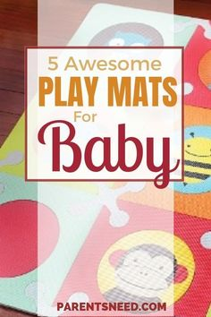5 best play mats for baby #baby #babyblanket #infant #babyshower Kids Learning Activities, Summer Activities For Kids, Family Activities, Best Baby Play Mat, Baby Necessities, Baby Essentials, Baby Gym, Baby Baby, Play Mats