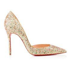 Christian Louboutin Iriza Glitter heels
