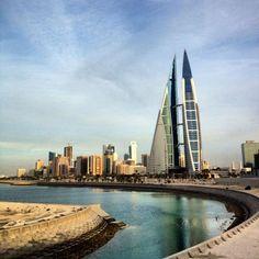 Manama through my iPhone