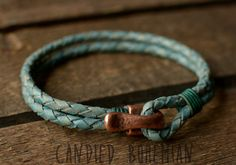 Mens Leather Bracelet Leather bracelets Men Jewelry Gift