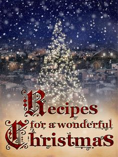 """Available a new update of """"Recipes for a wonderful Christmas"""" with a fantastic feature! Download it for free on #iBooks http://evpo.st/1wmVtpG"""