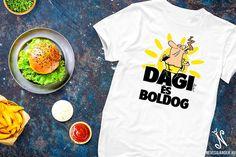 Vicces póló férfiaknak! Dagi és boldog feliratú póló. Minden méretben! Minden, Mens Tops, T Shirt, Supreme T Shirt, Tee Shirt, Tee