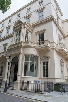 Mycroft's Diogenese Club, just off Pall Mall
