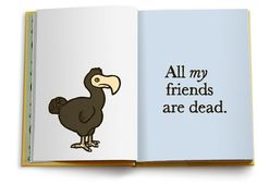 Adorable and dark all at once. All My Friends Are Dead, by Avery Monsen, Jory John. Amazon.com