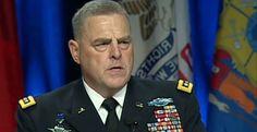 EUA voltam ameaçar a Rússia: Chefe do exército dos EUA ameaça guerra com a Rússia