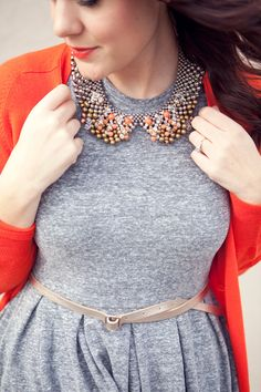 Kendi Everyday  Cute collar necklace