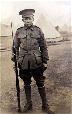 Alec William Campbell joined the Australian Army in 1915 at the age of 16 years old...Alec served as a storage carrier in Gallipoli before being invalided home in 1916......He was Australia's longest surviving participant of the Gallipoli Campaign dying in 2002.....Alec was born in Tasmania 26Feb 1899