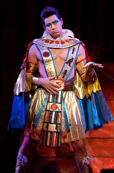 "in Broadway in Chicago's ""Joseph and the Amazing Technicolor Dreamcoat ..."