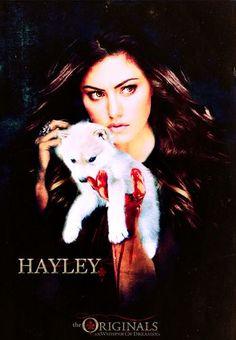 Hayley: Phoebe Tonkin The Originals