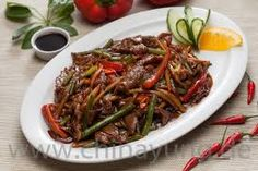 Rindfleisch nach Szechuan-Art - New Site Ground Beef Dishes, Ground Beef Recipes, Casserole Recipes, Meat Recipes, China Cook, Szechuan Beef, Cream Of Tomato Soup, Dinner With Ground Beef, Beef And Rice