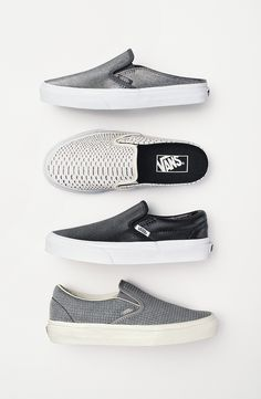 Putting a trendy twist on these classic kicks instantly amps up the casual style.
