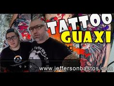 Tattoo Guaxinim Gamer