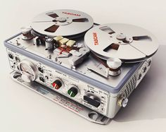 """The Nagra IV-S professional tape recorder - probably the most successful and long lived portable professional tape recorder ever made. Invented by the…"""