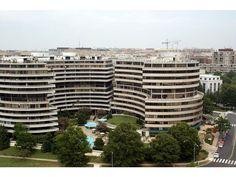 Watergate Hotel, Washington DC