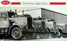 Hot Rod Trucks, Semi Trucks, Old Trucks, Peterbilt 379, Peterbilt Trucks, Freight Truck, Cab Over, Heavy Duty Trucks, Good Ole