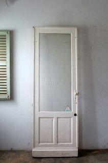 アンティーク ガラスドア アンティーク ドア