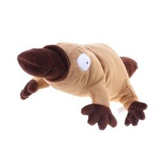 #platypus - how sweet is that? #daedalic #merchandise #deponia #stuffedtoy