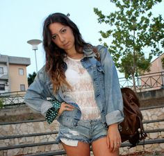 The Fairy Shoes: Jeans Jacket