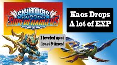 Skylanders SuperChargers - 2nd Biggest LVL Leap