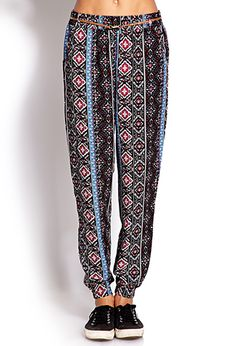 Folk Legend Harem Pants | FOREVER21 - 2000089431