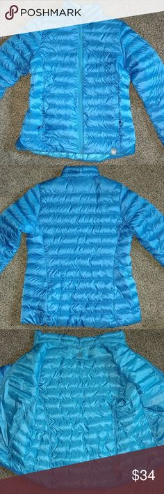 REI down jacket Like new. Very lightweight. Info is online. 2 zippered pockets. all zippers are perfect REI Jackets & Coats