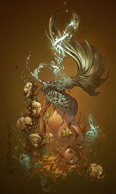 Siren by Eduardo Francisco
